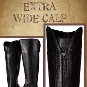Franco Sarto Shoes - Franco Sarto OTK Christine Riding Boot, Leather